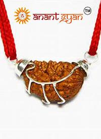 One Mukhi Rudraksha Pendant