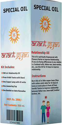 Relationship-Oil