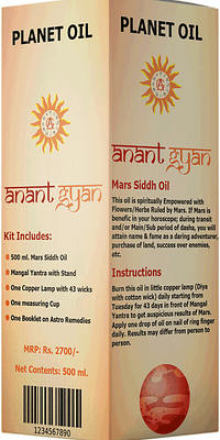 Mars-Siddh-Oil