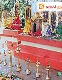 Bhuvaneshwari pooja