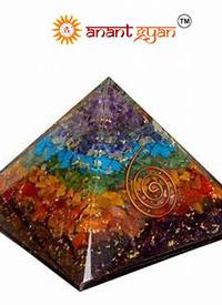 Seven Chakra Pyramid
