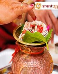 Nakshatra shanti