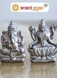 Parad Laxmi Ganesh