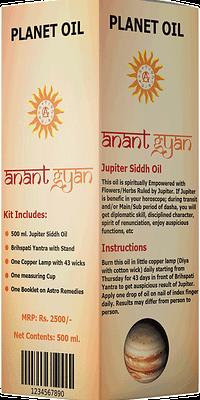 Jupiter-Siddh-Oil