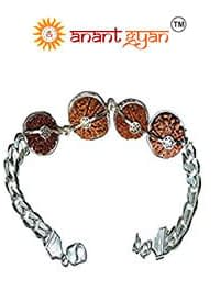 9 Mukhi Rudraksha Bracelet
